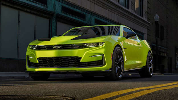 Chevy Reportedly Fast Tracking Camaro Concept To Production