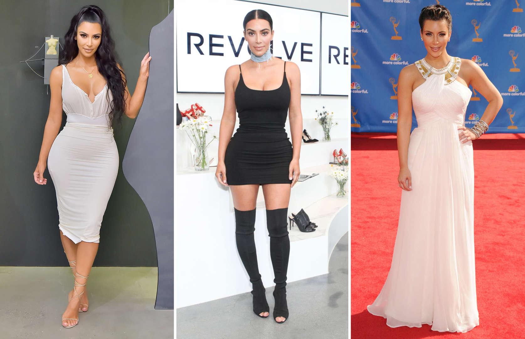 ae72a6bbf39c Kim Kardashian  Style file
