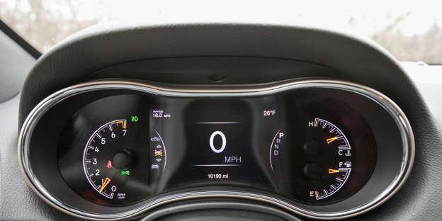 2019 Jeep Grand Cherokee – Fuel Economy and Driving Range