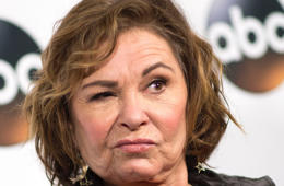 Could Roseanne Barr appear in a flashback on 'The Conners'?