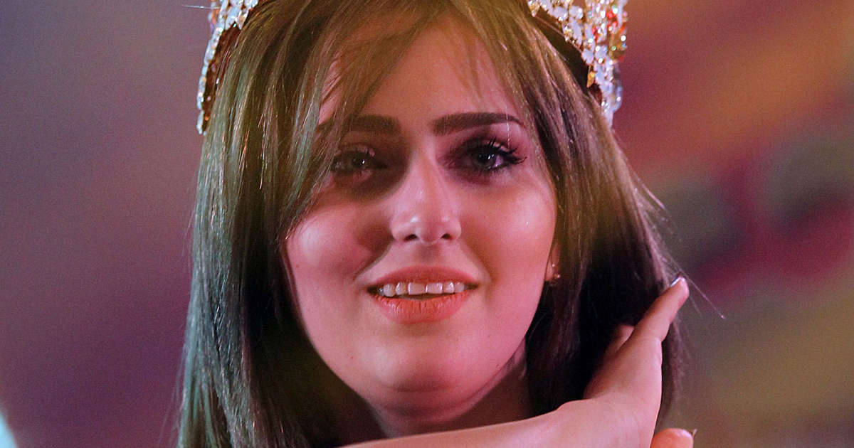 Why Did a Former Miss Iraq Flee Her Country?