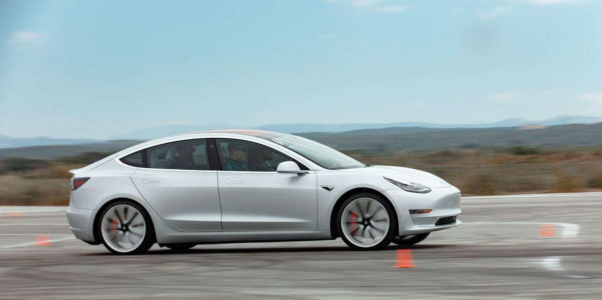Tesla Includes Model 3 Performance Upgrade as Standard