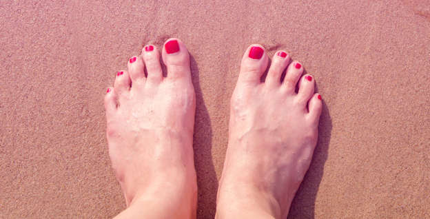 What your FEET say about your health - and what will happen if you