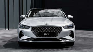 2019 Genesis G70: can the luxury sedan keep up in a competitive segment?