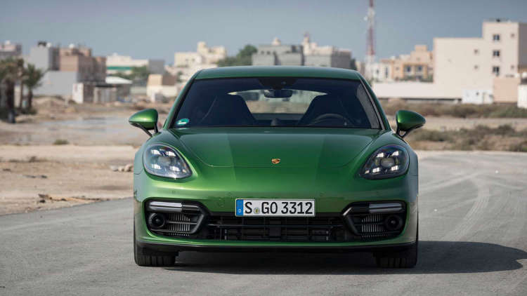 2019 Porsche Panamera Gts First Drive Needed Step In The Panamera Ladder