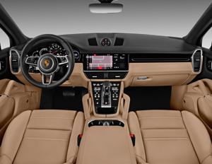 2019 Porsche Cayenne Interior Photos Msn Autos