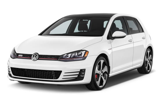 Slide 1 of 10: 2014 Volkswagen GTI