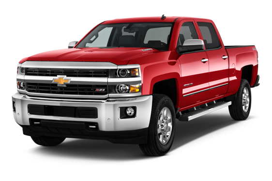 Slide 1 of 25: 2015 Chevrolet Silverado 2500HD
