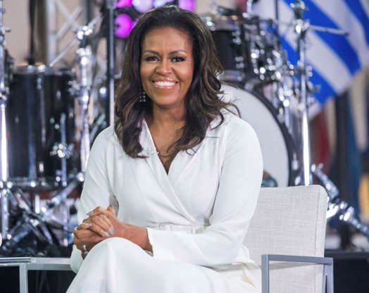Michelle Obama Opens Up About Her And George W Bushs Heartwarming