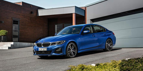 The new 2019 3-series' stats look good, but BMW claims the G20 model's real improvement over today's car is in the way it drives.