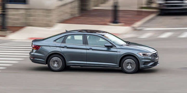 2019 Volkswagen Jetta Isn T As Athletic As The Golf
