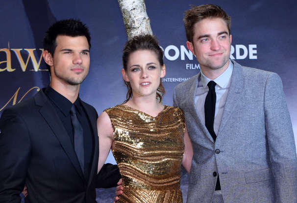 What the cast of Twilight should have looked like according to