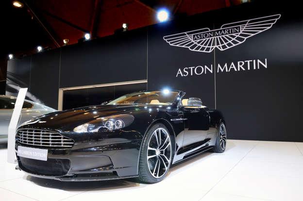 Aston Martin boss backs May's Brexit plan