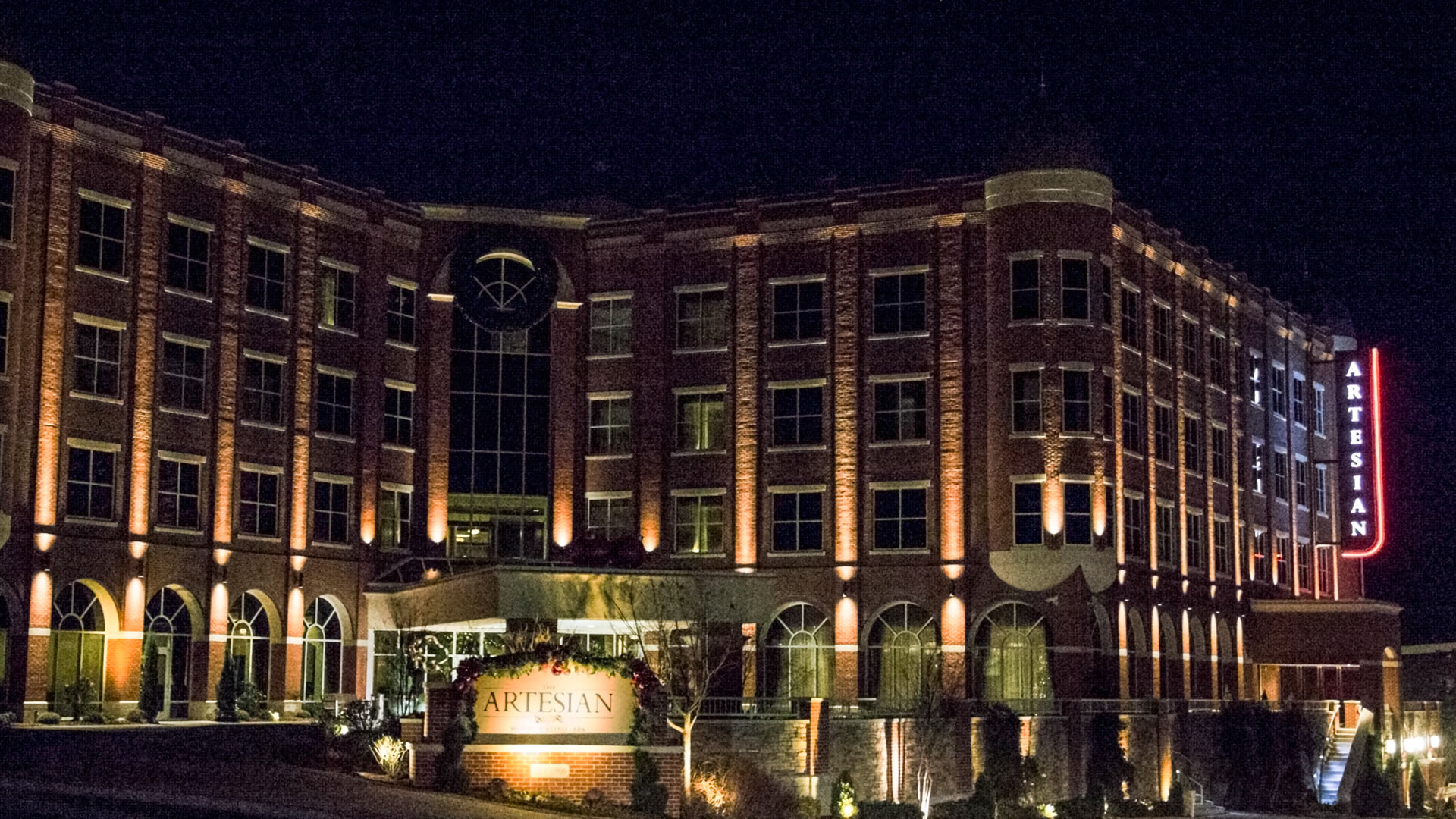 Slide 37 of 51: Cost: Nightly rooms from $149 Sulphur, Okla. offers a Vegas alternative that's got a style all its own. With a history that dates back to 1906, the Artesian focuses on timeless style with modern amenities. In addition to a 15,000-square-foot casino that features classic and cutting-edge gambling options, you'll find a full-service spa, bath house, shopping and three restaurants on site.