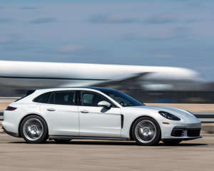 We Test The Panamera Sport Turismo Wagon Version Of Porsche S Four Door