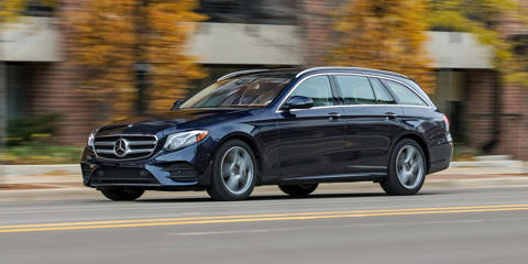 We sign on for yet another long-term test of a Mercedes-Benz E-class wagon, this time a 2019 E450, after our 2018 E400 was taken out by a moving truck.
