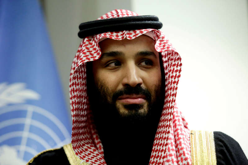 BREAKING NEWS: CIA Concludes Saudi Crown Prince Ordered Jamal Khashoggi's Assassination BBPN8Ny