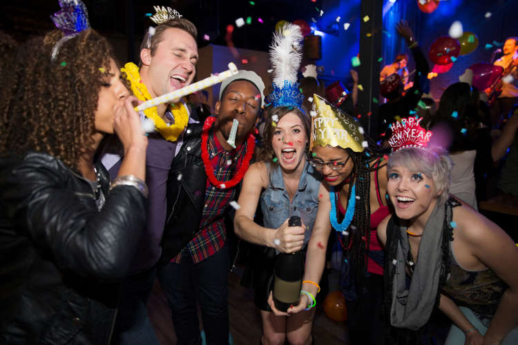 Cool party themes for your New Year's Eve bash