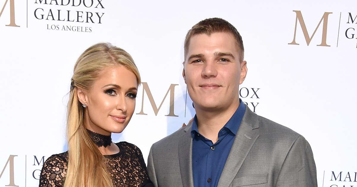 Paris Hilton And Chris Zylka Call Off Their Engagement