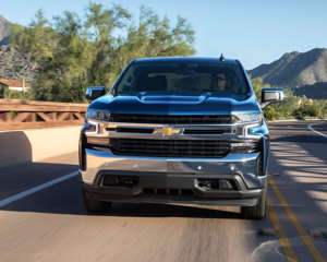 It may only have four cylinders, but the Chevrolet Silverado 1500's new turbo engine challenges the truck world's notion of bigger is better.