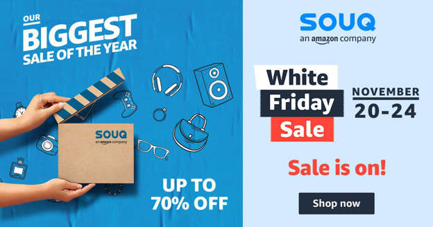 Get more discounts from Souq com and Noon using MSN code!