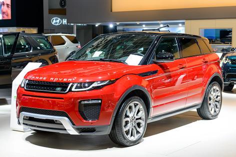 India Bound 2019 Range Rover Evoque What We Know So Far