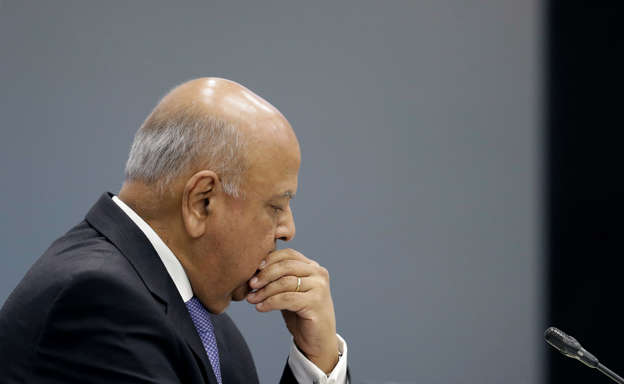 Gordhan goes Gonzo for Zondo