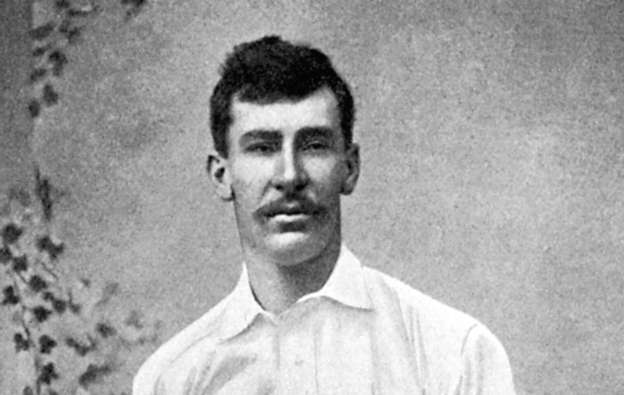 7f8bdd37d4e The remarkable cricketer who hit the ball over Lord s pavilion  denied blue  plaque over mental health stigma