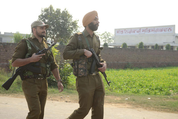 India Arrests One Blames Pakistan For Punjab Grenade Attack
