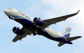 Close shave for Indigo passengers as engine fails