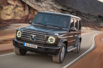 2019 Mercedes Benz G Class G550 Vehicle Comparison Msn Autos