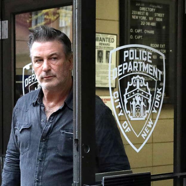 Alec Baldwin Arrested After Allegedly Punching Man Over Parking