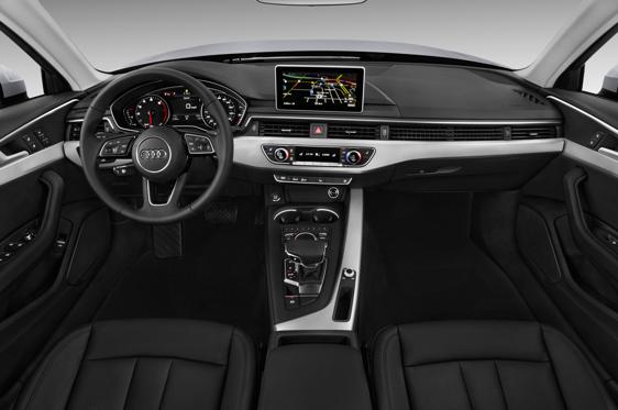 2017 Audi A4 Interior Photos Msn Autos