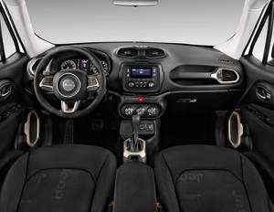 Jeep Renegade Interior >> 2017 Jeep Renegade Sport 4x4 Interior Photos Msn Autos