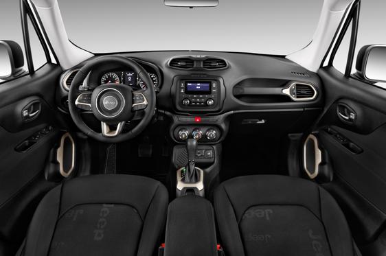 Jeep Renegade Interiors >> 2017 Jeep Renegade Interior Photos Msn Autos