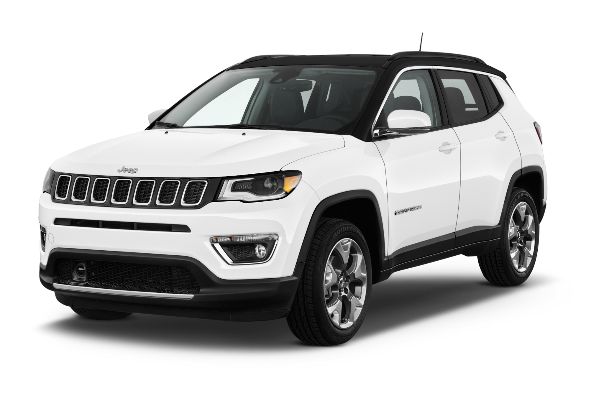 2018 Jeep Compass Limited 4X4 Color Options