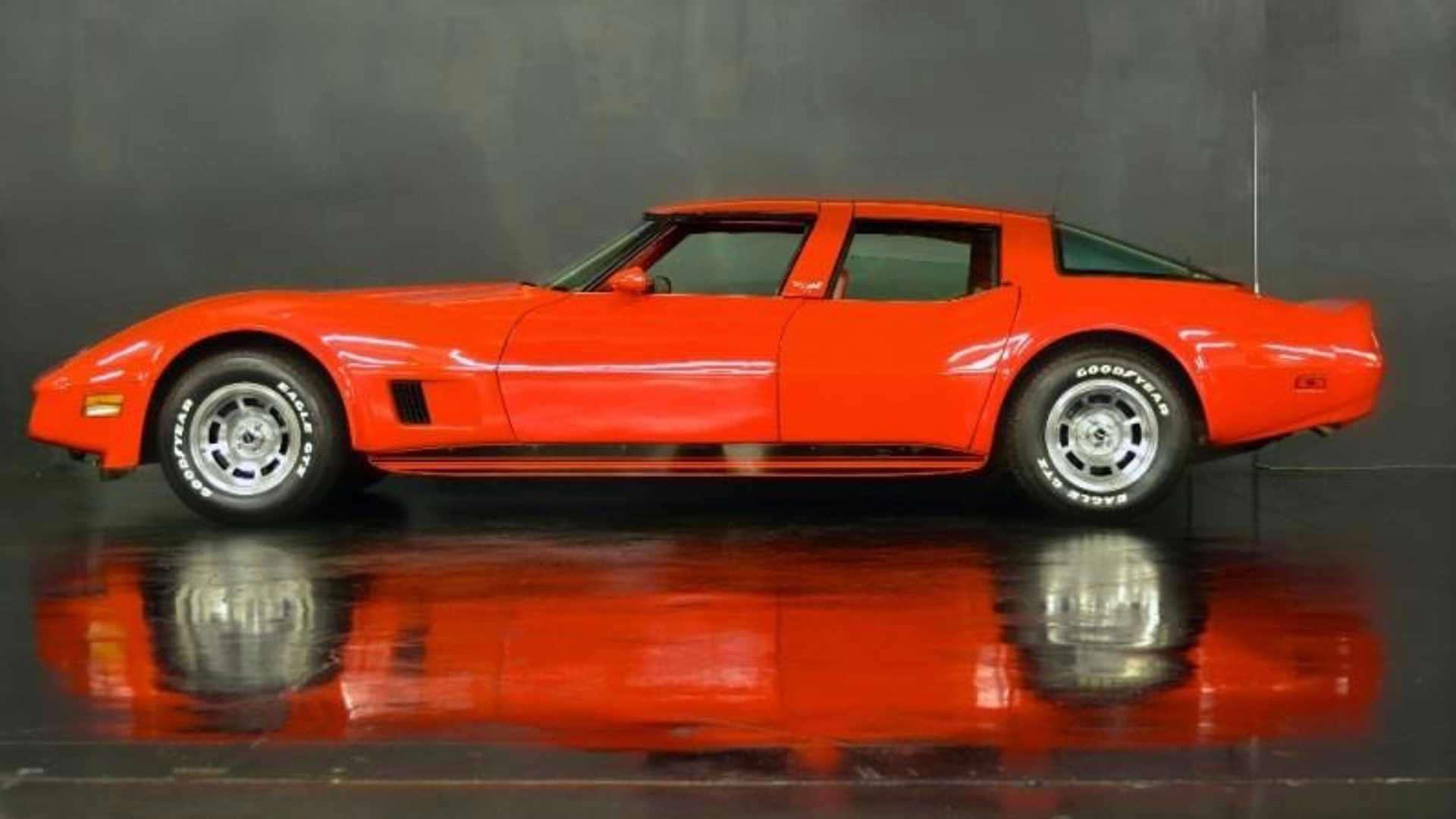 1980 Chevy Corvette Four Door Cant Be Unseen Seeks 217k