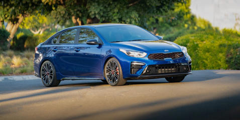 The Kia Forte compact sedan is getting a shot of adrenaline in the form of the 201-hp Forte GT.