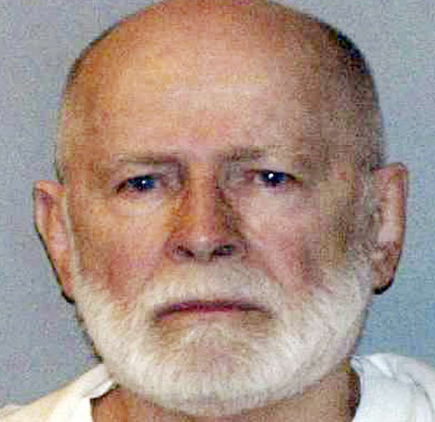 Letter from Whitey Bulger reveals how he was strip searched five times a  day and idolized prisoner who killed four cops and ...
