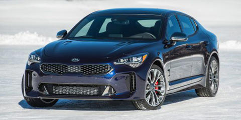 Kia was going to kick off the Stinger's second model year with the introduction of the limited-edition Atlantica, which adds special paint, leather, wheels, and badges. But now the model has been put on indefinite hold.