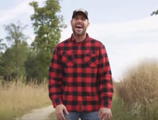 Carrie Underwood's husband spoofs her hit song