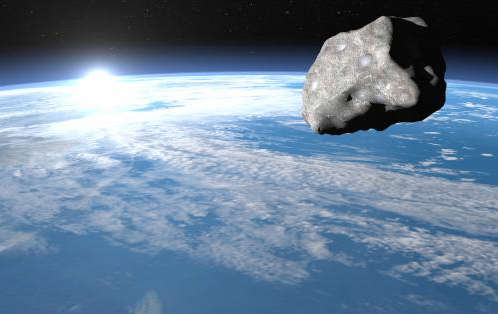 Asteroid Will Pass Earth Closer Than the Moon Saturday