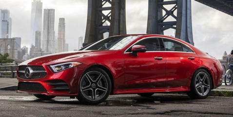 The Mercedes-Benz CLS450 starts at $70,195, and the Mercedes-AMG CLS53 at $80,895, both a lot pricier than their basic E-class equivalents.