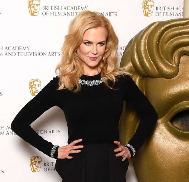 Nicole Kidman BANS her young daughters from watching her