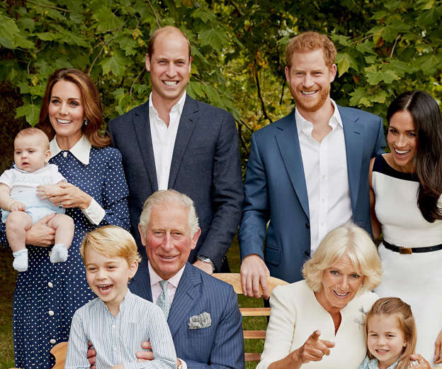 6b4f2ff73deace This is what the royals were laughing at in their family photo for Prince  Charles  70th birthday