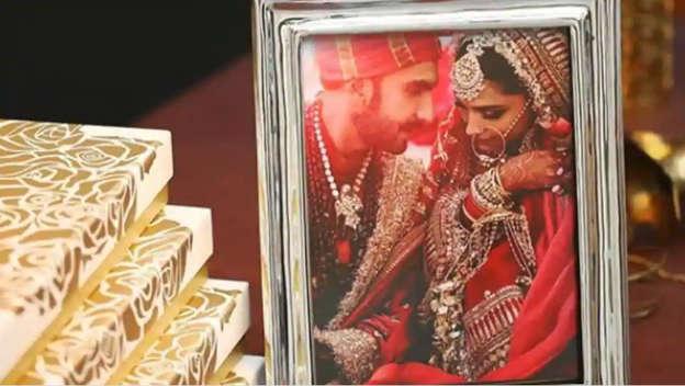 This is what Deepika Padukone, Ranveer Singh gave away as wedding return gifts