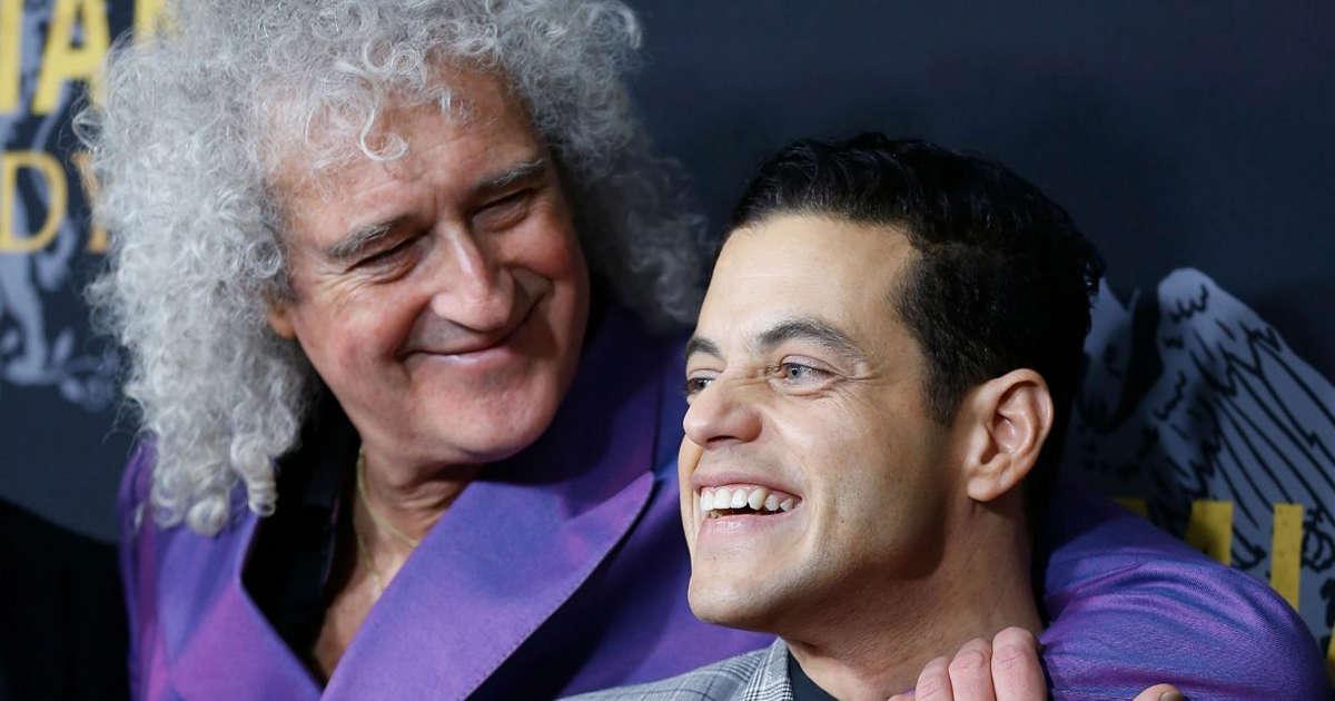 Brian May Guitarrista Do Queen Diz Que Rami Malek Merece