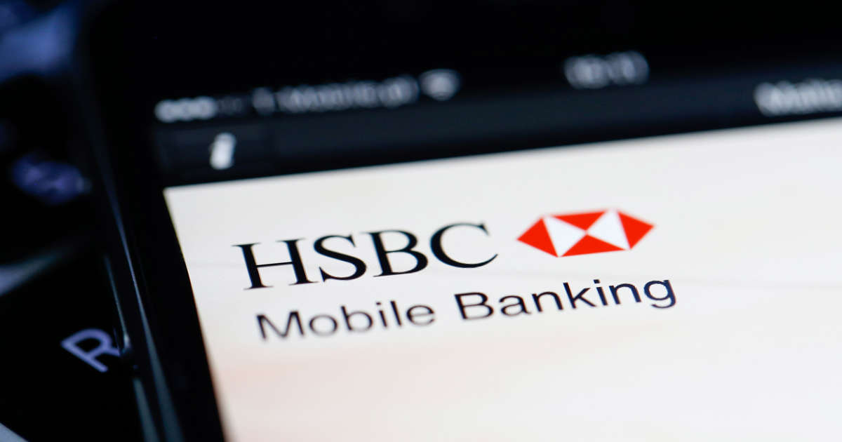 Customers struggling to log on to HSBC app