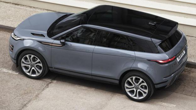 2020 Land Rover Range Rover Evoque Will Get Full Plug In Hybrid Option