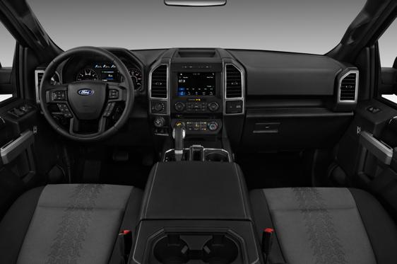 Ford F 150 Platinum Interior >> 2019 Ford F 150 Platinum Supercrew 5 1 2 Box Interior Photos Msn